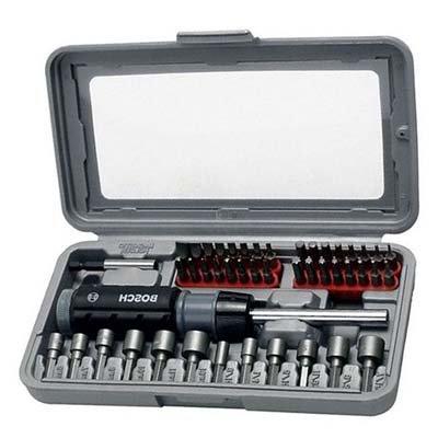 Bộ vít vặn đa năng 46 chi tiết Bosch 2607019504