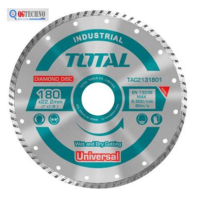 Đĩa cắt gạch khô ướt Total TAC2131153 115x22mm