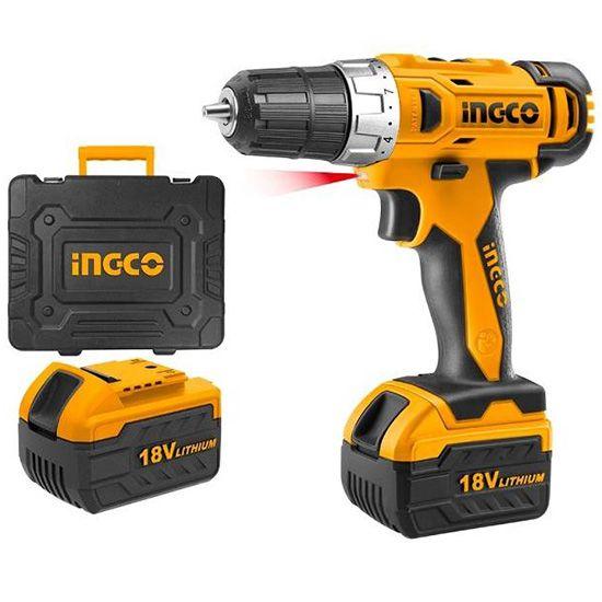 Máy khoan dùng pin Lithium Ingco CDLI228180 (18V)