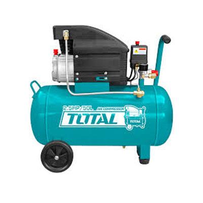 Máy nén khí dung tích 50 lít TOTAL TC125502 2.5 HP