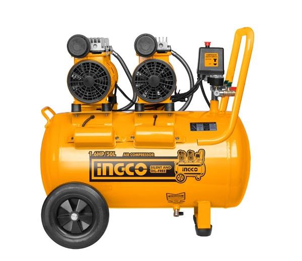 Máy nén khí không dầu 50L Ingco ACS215506T