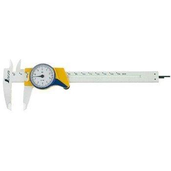 Thước cặp đồng hồ Shinwa 19932 (0-150mm)