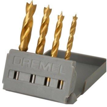 Bộ mũi khoan đầu đinh USA Dremel 631-01