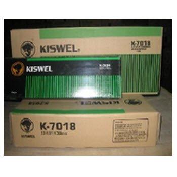 Hàn thép có độ bền cao K7018 Kiswel