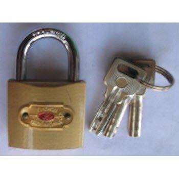 Khoá chìa muỗng 3 chìa YIZHOU 4P