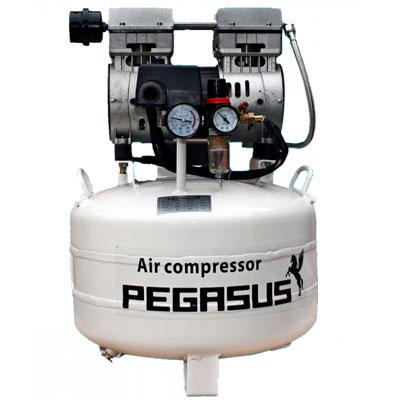 Máy nén khí không dầu giảm âm pegasus TM-OF750-40L
