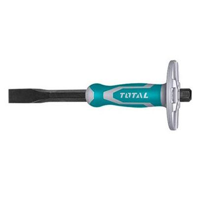 Mũi đục sắt dẹp Total THT4211216 25mm