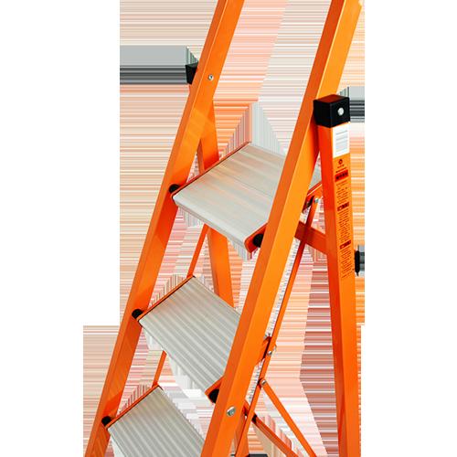 Thang ghế nhôm sắt Nikawa NKS-05