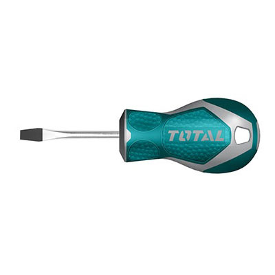 Tuốc nơ vít (tô vít) dẹp Total THT21386 6.5mm