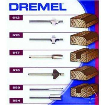 Bộ mũi đánh phay Dremel 692 6pcs