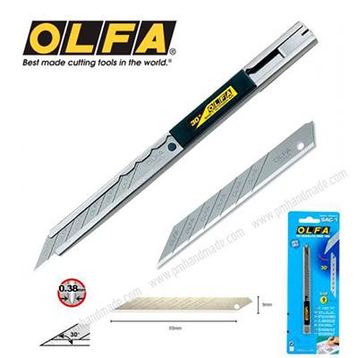 Dao cắt OLFA SAC-1 (9mm)