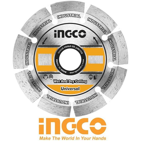 Đĩa cắt gạch khô Ingco DMD012301