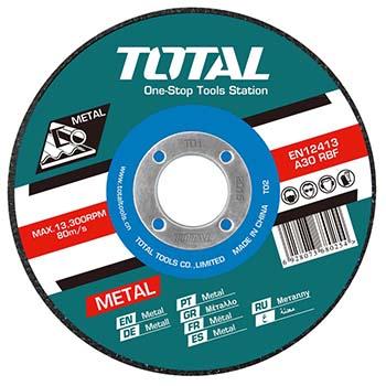 Đĩa cắt kim loại Total TAC2213551 355x3x25.4mm