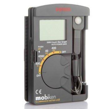 Đồng hồ đo cường độ ánh sáng Sanwa LX2