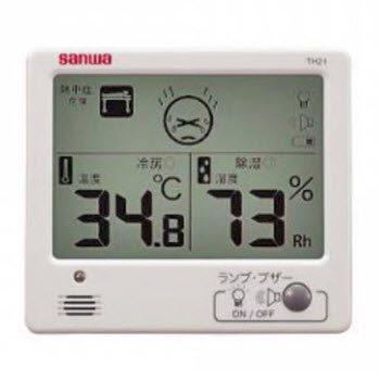 Đồng hồ đo Sanwa TH21