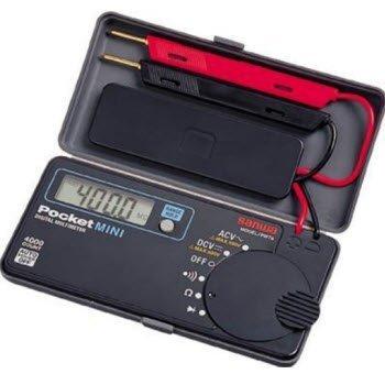 Đồng hồ vạn năng chỉ thị số Sanwa PM7A