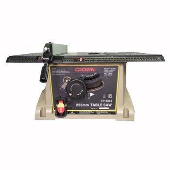 Máy cưa gỗ bàn Crown CT15046