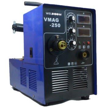 Máy hàn CO2 Weldcom VMAG 250 (Cấp dây trong)