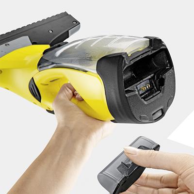Máy lau kính Karcher WV 5 Plus