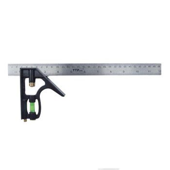 Thước ke thủy sắt 305mm TTP USA 230-45300