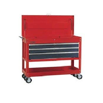 Xe đẩy dụng cụ không chứa đồ có 5 ngăn kéo Genius  TS-768