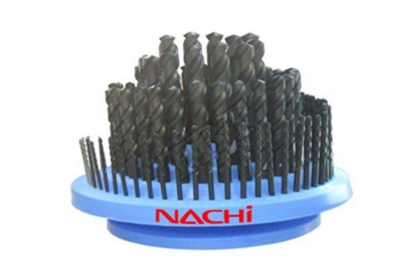 1-13mm Bộ Mũi Khoan Nachi 100 Mũi