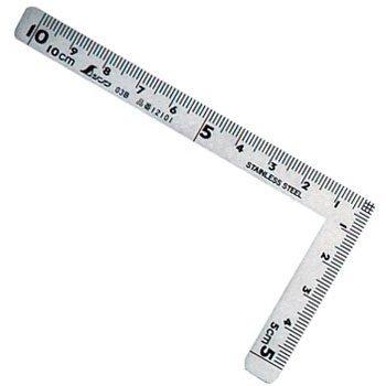 100x50mm Thước vuông Shinwa 12101