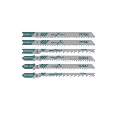 Bộ lưỡi cưa sắt 5 chi tiết Total TAC51118B