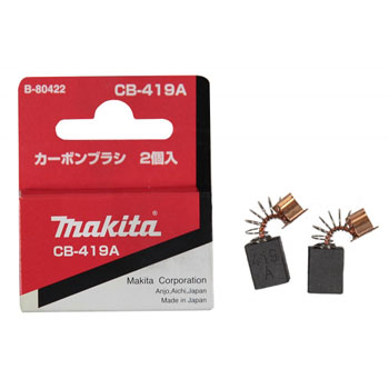 Chổi than Makita 419-B-80422