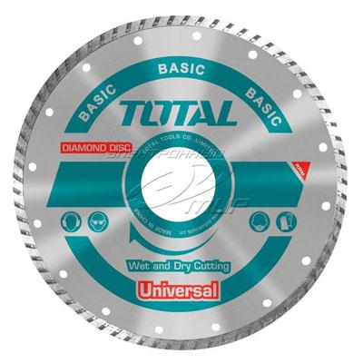 Đĩa cắt gạch khô ướt Total TAC2131253 125x22mm