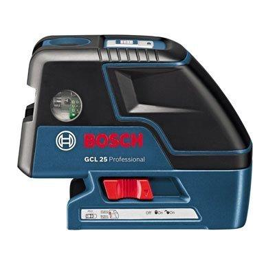 Máy cân mực laser BOSCH GCL 25 (Tia xanh)