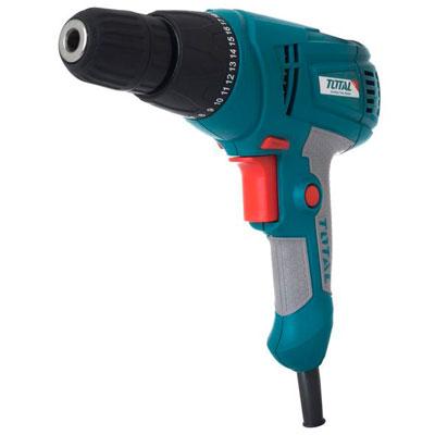 Máy khoan vặn vít cầm tay 280W TOTAL TD502106  10mm