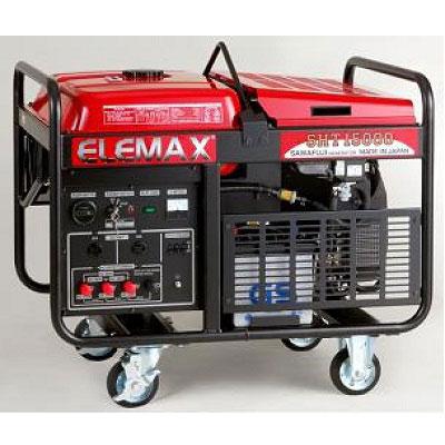 Máy phát điện Xăng 3 pha ELEMAX SHT15000 (Robin)