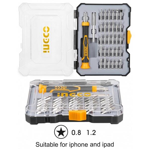 Bộ 32 tua vít chuẩn Ingco HKSDB0348