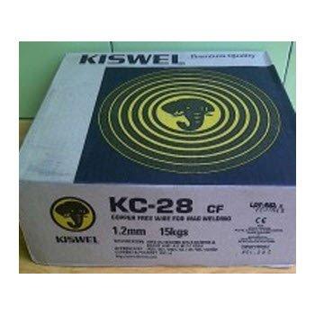 Dây hàn MIG KC-28 CF Kiswel