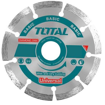 Đĩa cắt gạch khô Total TAC2112303 230x22mm