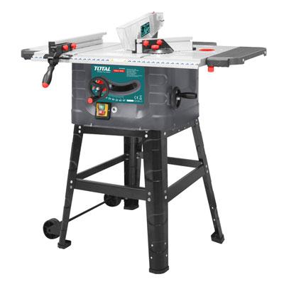 Máy cưa bàn gỗ 1500W TOTAL TS5152542 10' (254mm)