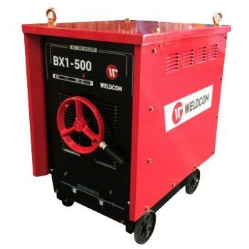 Máy hàn que xoay chiều Weldcom BX1-500 Cu