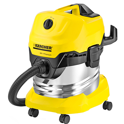 Máy hút bụi khô và ướt Karcher WD4 Premium
