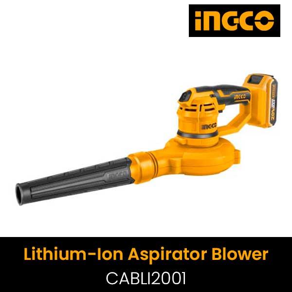 Máy thổi bụi dùng pin Lithium Ingco CABLI2001 (20V) (Chưa Pin & Sạc)