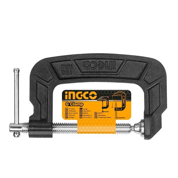 5'' Kẹp chữ G Ingco HGC0105