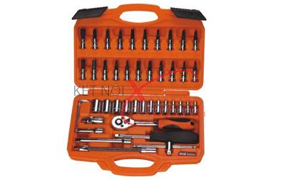 Bộ dụng cụ tuýp và vòng miệng AK-9754