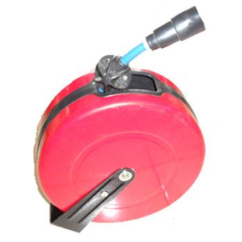 Cuộn ống hơi rút tự động 15m hộp sắt (HR-708C)