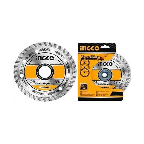 Đĩa cắt gạch ướt Ingco DMD021252