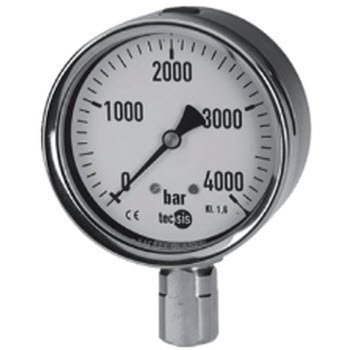 Đồng hồ đo áp suất POWERRAM EN 837-1