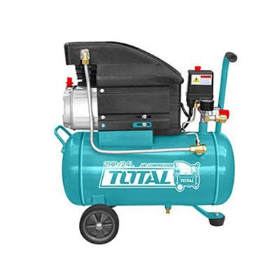 Máy nén khí dung tích 50 lít Total TC12550 2.5HP