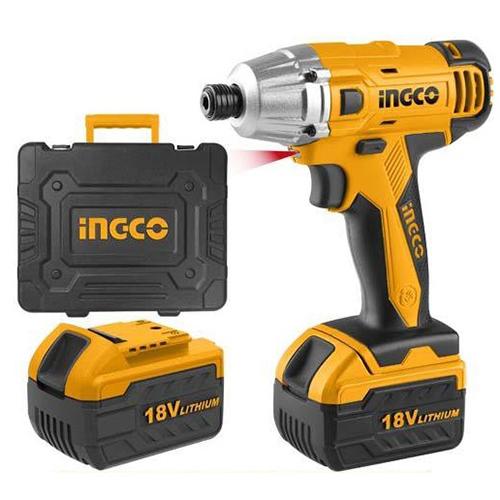 Máy siết vít dùng pin INGCO CIDLI228181 Lithium 18V