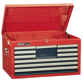 Xe đẩy dụng cụ không chứa đồ có 10 ngăn không bánh xe Genius  TS-790