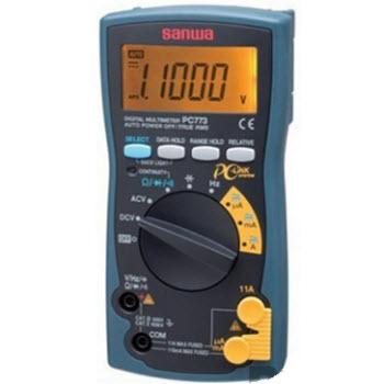 Đồng hồ đo điện vạn năng Sanwa PC773