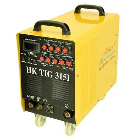 Máy hàn TIG điện tử Hồng Ký HK TIG-315I-380V